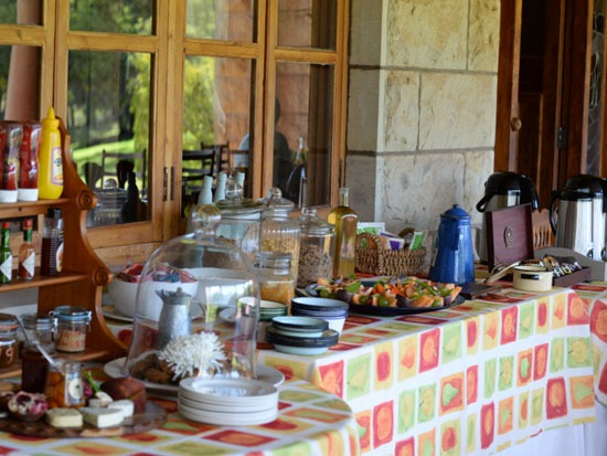 moolmanshoek-accommodation-food-breakfast