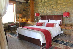 Moolmanshoek Accommodation Sandstone Luxury Room