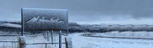 moolmanshoek in winter with snow