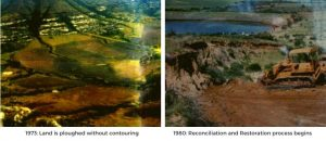 restoration of moolmanshoek begins